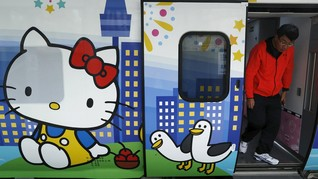 Hello Kitty Akan Dibuat Versi Film