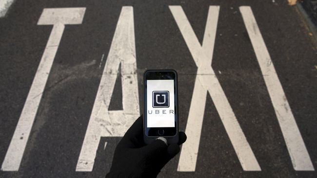 Empat Poin Aturan Baru Kemenhub soal Taksi Online