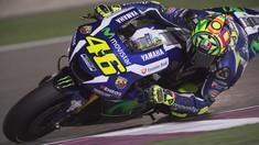 Valentino Rossi Rebut Pole Position GP Spanyol