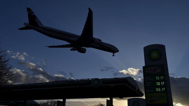 Tutup Mesin Pesawat Maskapai AS Lepas Saat Mengudara