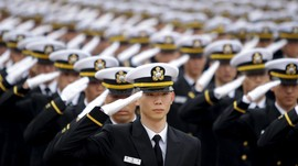 Tentara Korsel Dipenjara Setelah Melakukan Seks Sesama Jenis