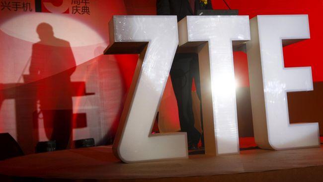 ZTE Minta AS Tangguhkan Larangan Bisnis