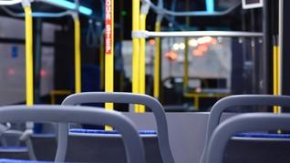 Paris Kini Punya Bus Tanpa Sopir
