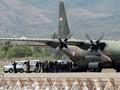 Hercules Bawa 13 Jenazah Korban Helikopter Jatuh ke Jakarta