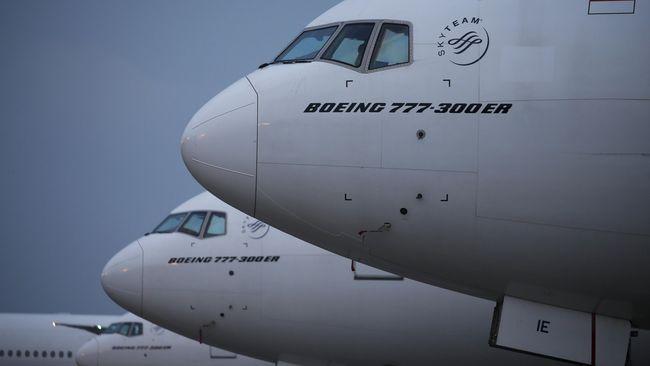 Konferensi Batal, Boeing Klaim akan Beberkan Hasil Penyidikan