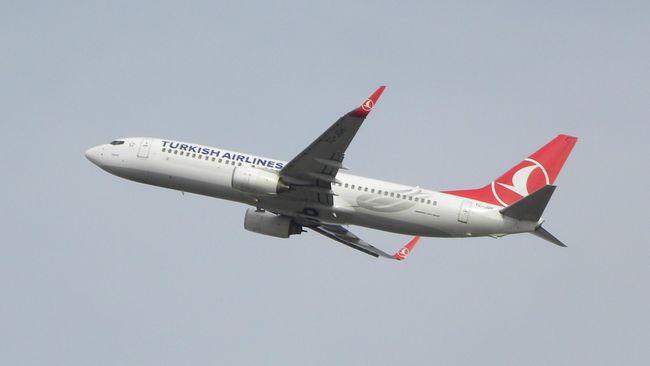Inggris Larang Boeing 737 MAX 8, Turkish Airlines Putar Balik