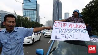 Cerita Ketua Organda Jakarta Jajal Transportasi Online