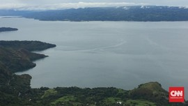 Air Danau Toba Ditargetkan Angkat Produksi Inalum 7,3 Persen