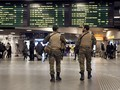Setelah Bandara, Ledakan Guncang Stasiun Metro di Brussels