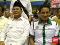 Ketua PPP Romy Sempat Temui Prabowo Subianto