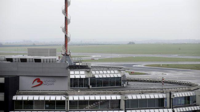 ATC Belgia Mogok Kerja, Seluruh Penerbangan Dibatalkan