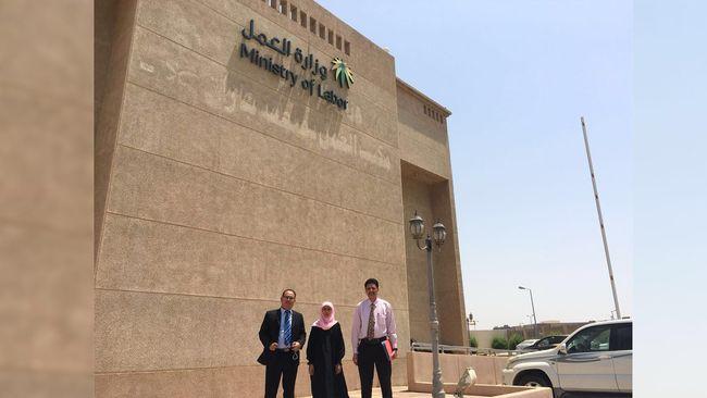 Disekap 15 Tahun, TKI di Saudi Tuntut Gaji Rp378 Juta
