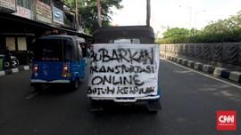 Dishub Tanggapi Upaya Gubernur Bali Setop Taksi Online