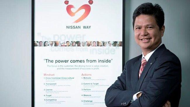 Sukses di Filipina, Antonio Zara Geser Bos Nissan Indonesia