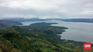 Poros Udara Danau Toba-Malaysia Dibuka 17 Agustus