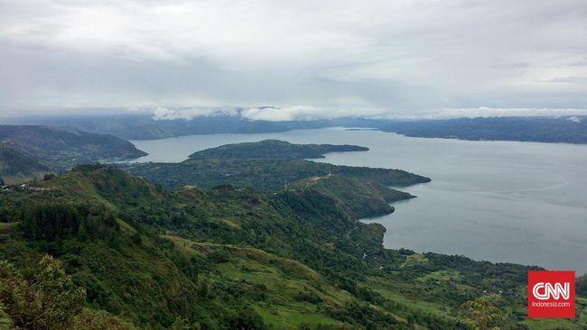 Pemerintah Sumut Bantah Danau Toba Tercemar Lintah