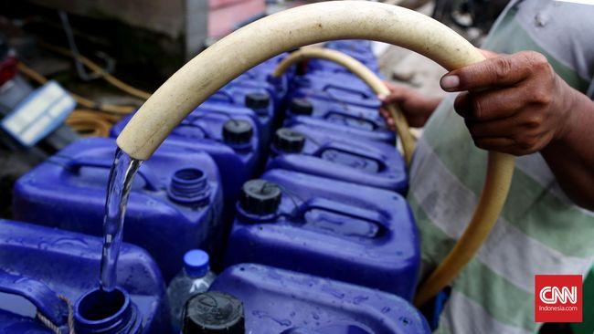 Anies-Sandi Dituntut Lebih Tegas Setop Penggunaan Air Tanah