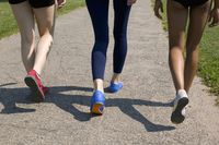 Terkadang orang melakukan olahraga tidak maksimal, hanya sekedar ikut-ikutan atau asal-asalan. Menyepelekan hal ini tidak akan membuat berat badan turun walau sering berolahraga. Foto: Thinkstock