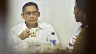 Anas Sebut Nazaruddin Dilatih Seseorang untuk Memfitnah