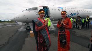 Jokowi Akan Resmikan Bandara Internasional Silangit