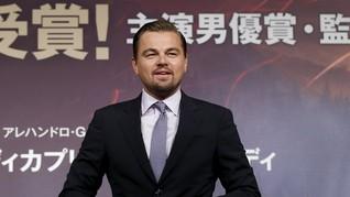 Leonardo DiCaprio Sorot Sampah Jakarta di Bantargebang