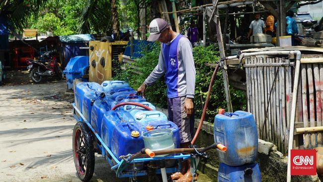 Swasta Sarankan Anies Bertahap Larang Penggunaan Air Tanah