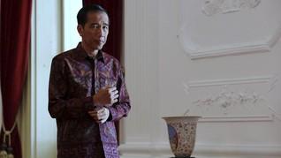 Stagnasi Kasus Novel dan Jurus Main Aman ala Jokowi