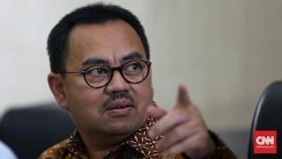 Sudirman Said Benarkan Perombakan Kabinet