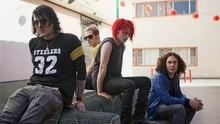 My Chemical Romance Pamer Foto Reuni Perdana
