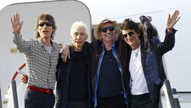 Mick Jagger Sembuh, The Rolling Stones Siap Kembali Tur