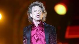 Operasi Jantung Mick Jagger Tunda Tur The Rolling Stones