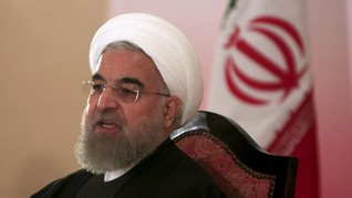 Iran Bantah Tuduhan AS Soal Serangan ke Kilang Minyak Saudi