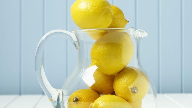 Mengungkap Kebenaran Khasiat Segelas Lemon Hangat Untuk ...