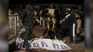 Bom Meledak di Pengadilan Pakistan, Lima Orang Tewas