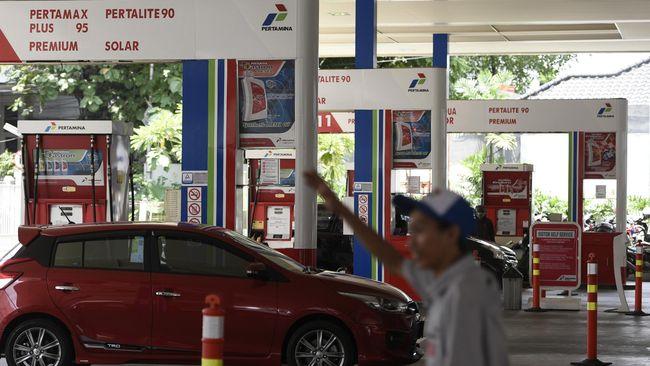 Peminat BBM Premium Turun Hingga 50 Persen