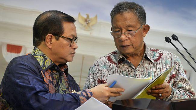 Darmin: Butuh Solusi Agar Dana Repatriasi Parkir di Indonesia