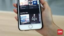 Disaingi Layanan Musik Gratis Amazon, Saham Spotify Turun