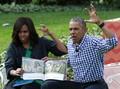 Barack-Michelle Obama Asyik Joget di Konser Beyonce-Jay Z