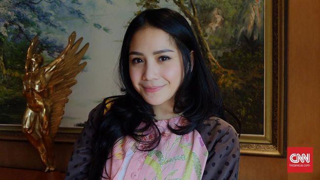 Nagita Slavina Berbagi Trik Hadapi Anak Susah Makan
