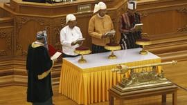 Presiden Myanmar Mundur, Ketua DPR Jadi Pengganti