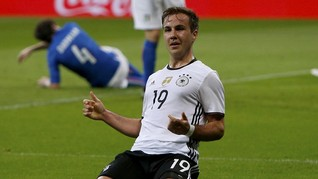 Slovakia Permalukan Jerman 3-1