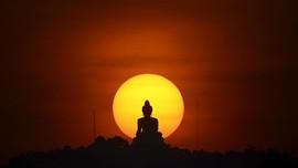 Patung Budha yang Dicuri 57 Tahun Lalu Ditemukan
