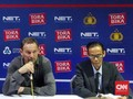 Dejan Antonic Resmi Latih Borneo FC