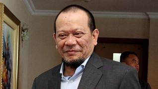 La Nyalla Terpilih Jadi Ketua DPD Periode 2019-2024