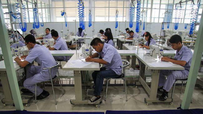 Pemerintah Bentuk Badan Pengembangan SDM Industri