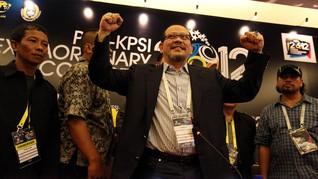 Ketum PSSI Angkat Bicara Soal Utang ke La Nyalla