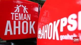 GoAhok, Aplikasi Jemput KTP Dukung Ahok Jadi Gubernur