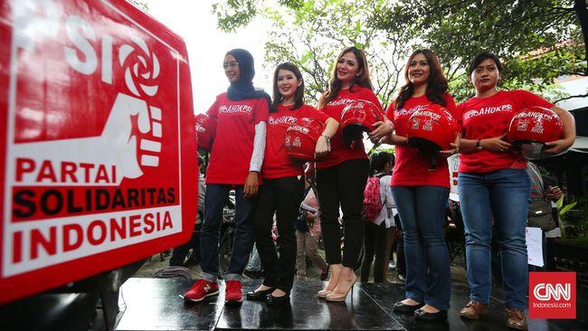 PSI Buka Pendaftaran Caleg untuk Wilayah DKI Jakarta