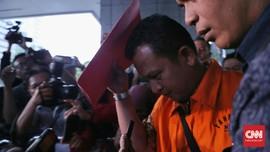 KPK Periksa Dua Petinggi PT Brantas Soal Suap Kejati DKI