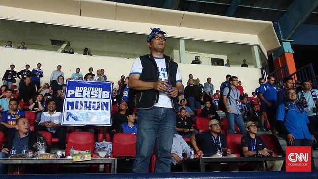 Ridwan Kamil Anggap Hukuman untuk Persib Berlebihan